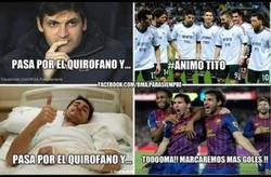 Enlace a Diferencias entre Real Madrid y Barcelona