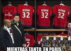 Enlace a La moda Beckham está llegando