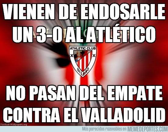 77282 - Vienen de endosarle un 3-0 al Atlético