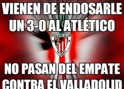 Enlace a Vienen de endosarle un 3-0 al Atlético