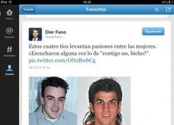 Enlace a El pasado oscuro de Alonso, Piqué, Cesc y CR7 por @oierfano