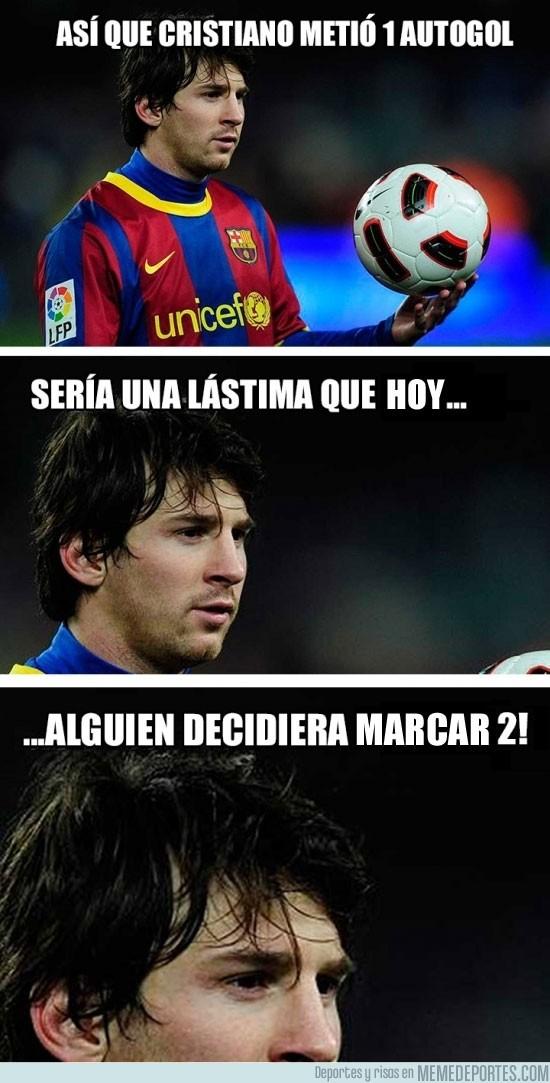 77957 - ¿Messi superando a CR7 también en esto?