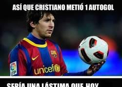 Enlace a ¿Messi superando a CR7 también en esto?