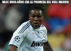 Enlace a Hace unos años era la promesa del Real Madrid