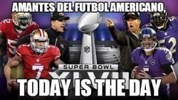 Enlace a Amantes del futbol americano