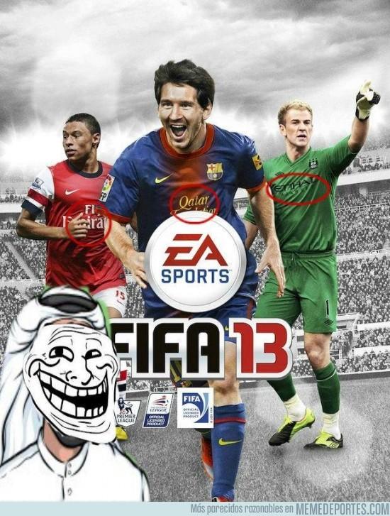 78214 - Los jeques compraron el FIFA