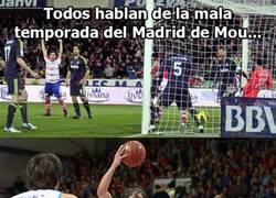 Enlace a Todos hablan de la mala temporada del Madrid de Mou