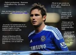 Enlace a Datos y curiosidades de Frank Lampard.