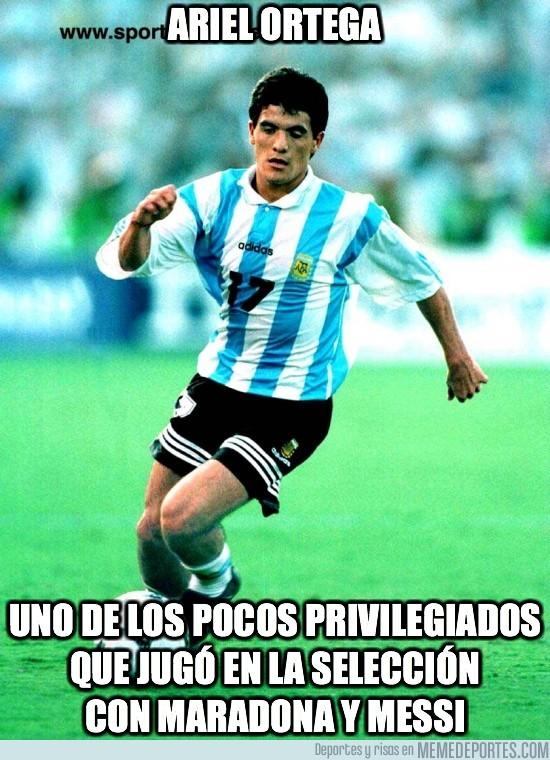 79140 - Ariel Ortega