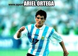 Enlace a Ariel Ortega