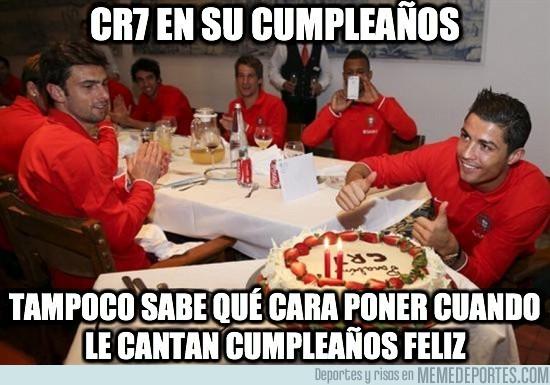 79529 - Cumpleaños de CR7