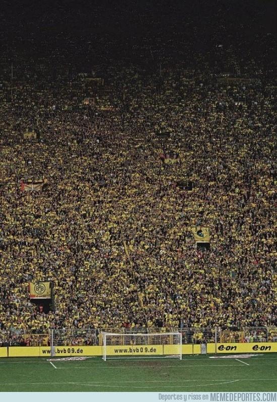 79873 - Simplemente la afición del Borussia Dortmund