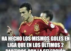 Enlace a Pedro on fire sólo con España