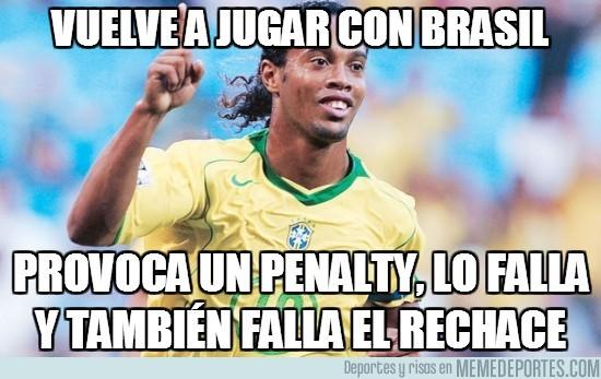 79909 - Bad luck Ronaldinho