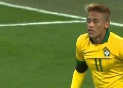 Enlace a VÍDEO: Neymar marcándose un Alexis