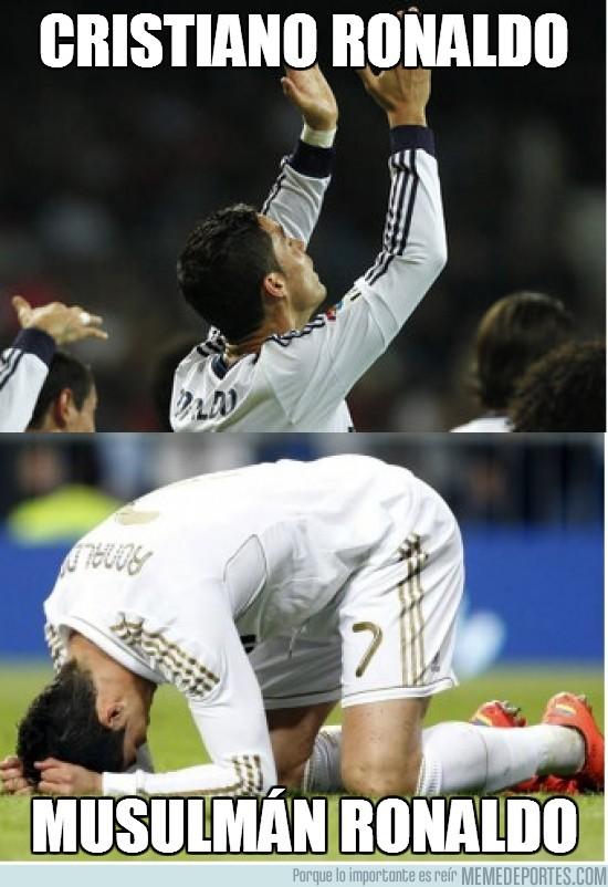 80288 - Cristiano/Musulmán Ronaldo