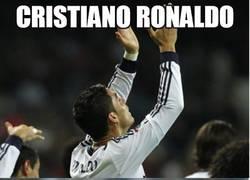 Enlace a Cristiano/Musulmán Ronaldo
