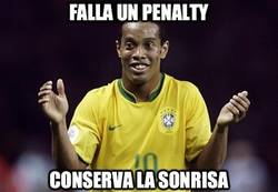 Enlace a Falla un penalty