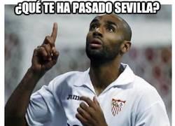 Enlace a ¿Qué te ha pasado Sevilla?
