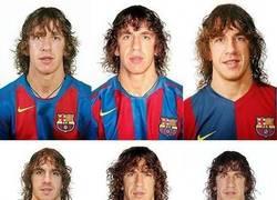 Enlace a Más de una década en el Barça y su melena sigue igual