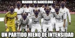 Enlace a Real Madrid vs Barcelona