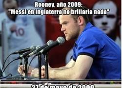 Enlace a Messi, él habla jugando