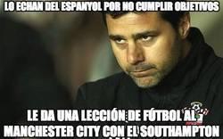 Enlace a Lo echan del Espanyol por no cumplir objetivos