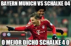 Enlace a Bayern Munich vs Schalke 04