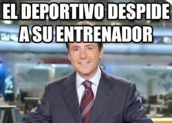 Enlace a El Deportivo despide a Domingos Paciencia