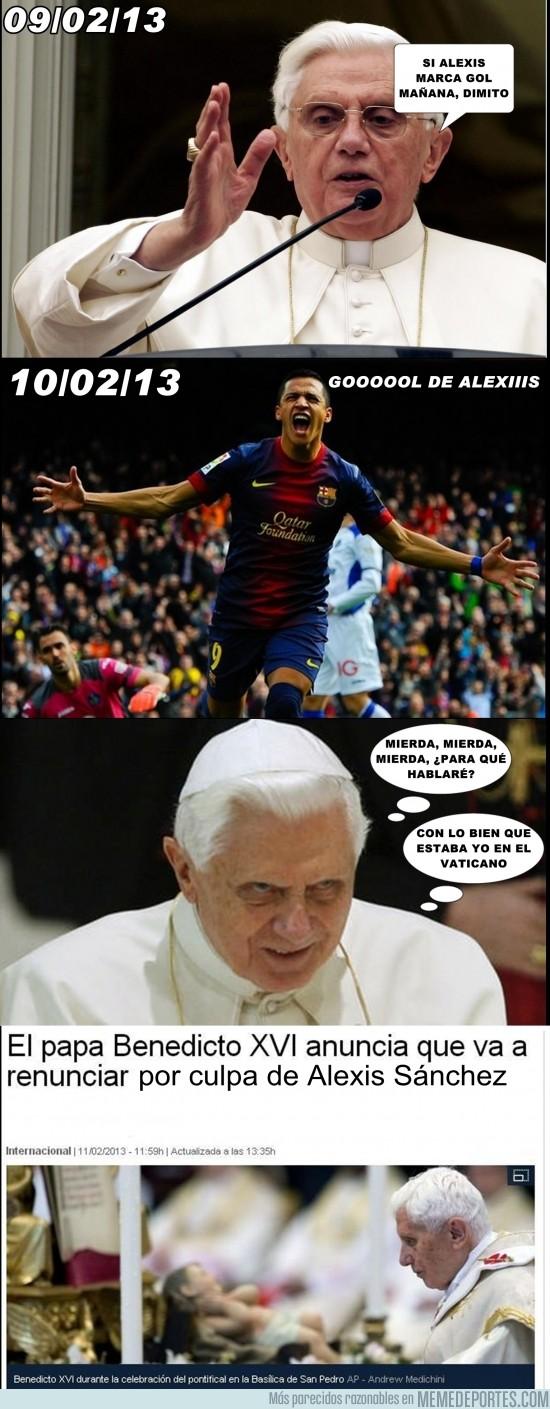 82655 - La verdadera razón de la dimisión del Papa
