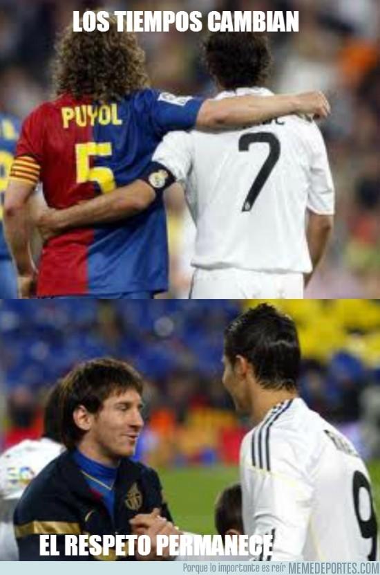 83117 - Barça y Real Madrid se odian... ¡Claro que si Marca o Sport!