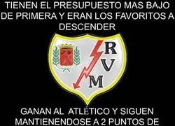 Enlace a Rayo vallecano #equipazo