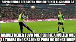 Enlace a fue tanta la superioridad del Bayern Munich frente al Schalke 04