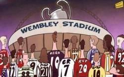 Enlace a ¿Quién llegará primero a Wembley?