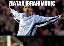Enlace a Zlatan Ibrahimovic