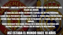 Enlace a La última vez que Manchester United y Real Madrid se enfrentaron