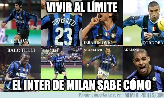 83567 - Al Inter le van los jugadores peligrosos