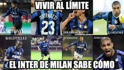 Enlace a Al Inter le van los jugadores peligrosos