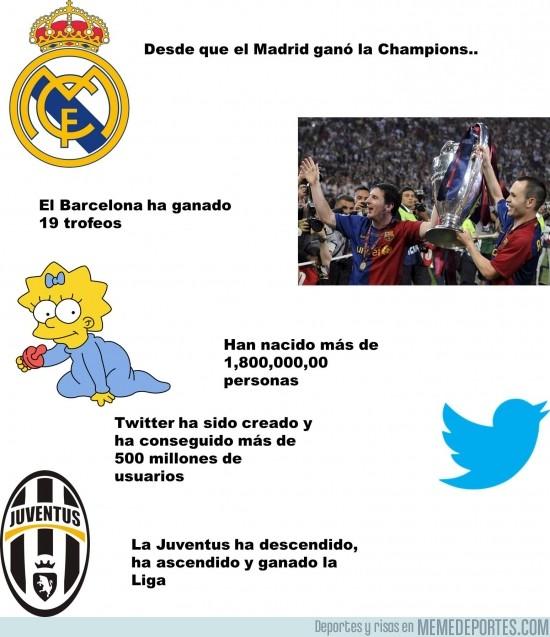 84062 - Desde que el Madrid ganó la Champions han pasado grandes cosas