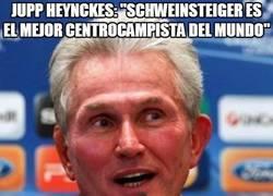 Enlace a ¿Seguro, Jupp Heynckes?