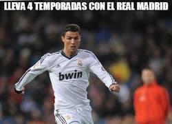 Enlace a Lleva 4 temporadas con el Real Madrid