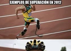 Enlace a Ejemplos de superación en 2012
