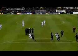 Enlace a VÍDEO: Golazo de falta de Bale vs Lyon