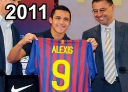 Enlace a Usos de la camiseta de Alexis