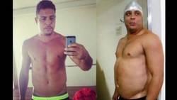 Enlace a El antes y despuós de Ronaldo