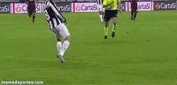 Enlace a GIF: Exquisito control de Marchisio