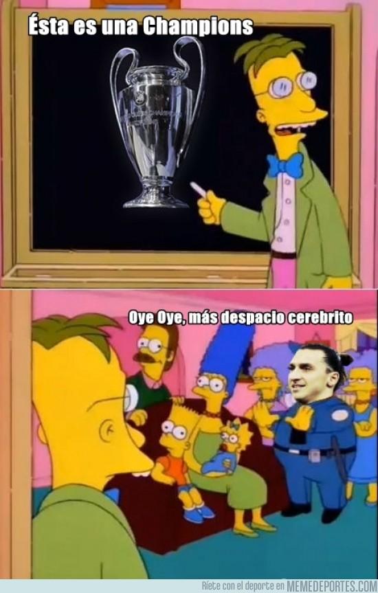 85279 - Ibrahimovic no lo entiende