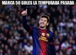 Enlace a Marca 50 goles la temporada pasada