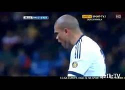 Enlace a VÍDEO: El Chori Dominguez enfrentándose a Pepe