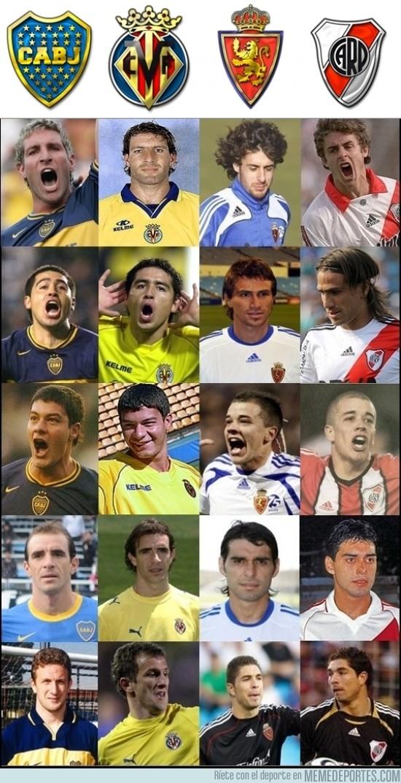 86632 - Villarreal vs Zaragoza, el clásico argentino